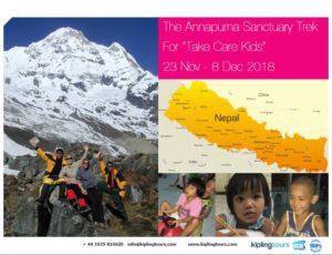 Escursione nel Santuario dell' Annapurna
