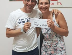 Thanks Mati and all Acqua di Rose Team