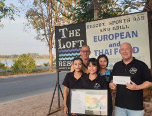 80 thousand thanks to The Loft Resort Sports Bar